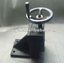 custom jig and fixture parts