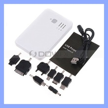 Mobile Phone Portable Charger 5000mAh Power Bank for iPhone iPad External Battery