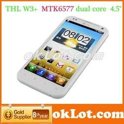 4.5'' IPS Screen Smartphone ThL W3+ Android 4.0 ICS 1GB RAM 4GB