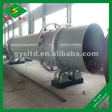 Environmental and best after selling service rotary dryer machine