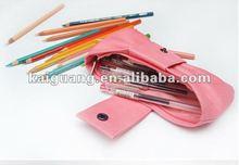 NWT-Artholic-Ribbon Pencil Case V.3-Faux Leather Pen Box - Cute Pencil Pouch Bag