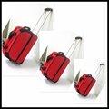 personalizar el diseño del oem trolley bolsa de lona