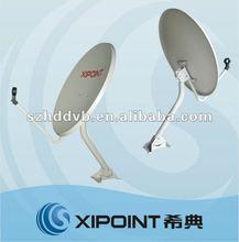 KU band 60cm Satellite Antenna GKA60-M3