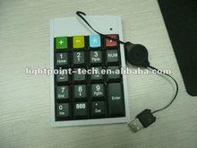 Newest Numeric Keypad for European Market