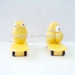 Baby plastic finger skateboard toy for promotion