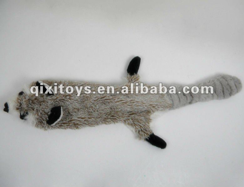 beautiful stuffed and plush mongoose toy