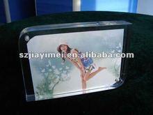 2012 best design acrylic/plexiglas photo frame