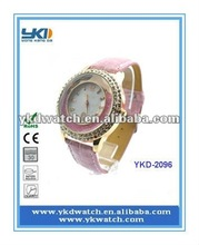 latest watches design for ladies with diamond case