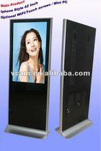 42 Inch LCD Media Advertising Digital TV