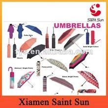 Various Fashion Ladies Pcoket umbrella