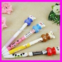 fashion newest bear pen cute children ballpoint pen