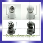 Promotion!!! Wireless WIFI IP Camera LED 2-Way Audio IR Nightvision Webcam
