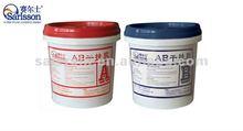 epoxy resin temperature limit adhesive