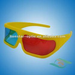 Asia 3d glasses for amusement park
