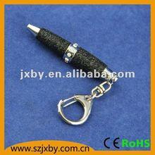High quality slim metal ball pen/popular hotel pen