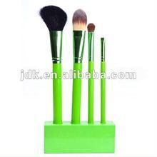 4 pcs new style makeup brush kit