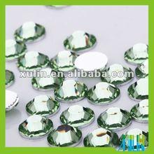 Fashion resin rhinestone beads, flat back, ss6 approx 2.0mm, 100000pcs/bag
