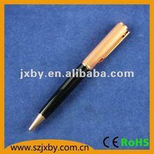 Metal pen/slim ball pen/ballpen with metal loop