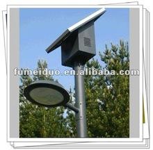 2012 new energy saving led solar street light 28W with 3 raining days back up