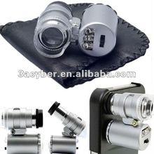 60X LED mobile phone microscope