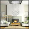 Popular Contemporary Contracted Crystal Droplight, Large Crystal Clear Ceiling Lamp, Crystal Ball Light