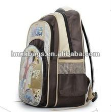 fashion boy school bag for primary school