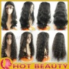 Hot Beauty Virgin Human Hair Wigs For Black Women