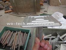 aluminum casting post cap