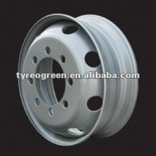 22.5*6.75 O'GREEN TRUCK WHEEL WITH REASONABLE PRICE