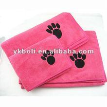 Microfiber Pet Towels , dog towels