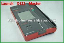 2012 original LAUNCH X431 master European/Afican version 100% original free update by Internet