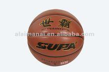 composite Indoor leather + foam basketball