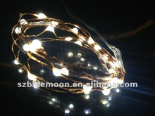 30L,warmwhite led holiday string light,with CE,Rohs,GS,SAA