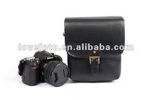 Black Cool Outdoor Dslr Camera Shoulder Bag