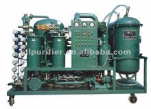 TYA lubricating engine oil purifier system,waste hydraulic oil regeneration equipment