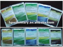 Antibacterial medicine &trimethoprim plus sulfadiazine granular premix for poultry