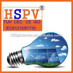 Best selling 150w Monocrystalline Solar Panel Price India