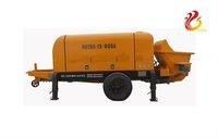 High quality , portable concrete pump , trailer concrete pump