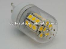 replacement 24pcs smd5050 220v g9 landscape led lighting