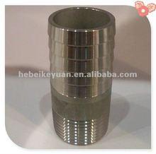 2012 NEW-STYLE stainless steel hose nipple thread