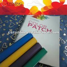 plain color school book cover design
