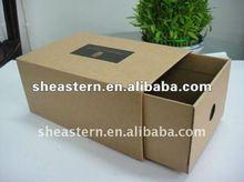 Custom slide open box