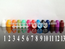 Thin /long dropper 13 colors of childproof cap