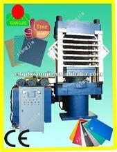 eva chappal making machine