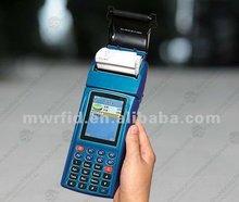 RFID Portable GPRS-printer pos terminal