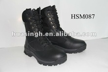 LY,Force Entry Strong Stitched And Heel 8' Cheap Black Military Boots For 2012