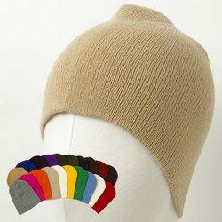French Knitting Ski Beret Beanie Hat Cap Patterns