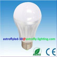2012 Dimmable 7w LED bulb with E27 base,LED light /gu10 led light bulbs