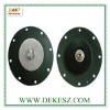Oil resistant pump rubber diaphragm industrial ISO9001-2008 TS16949
