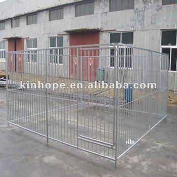 heavy duty modular dog kennel